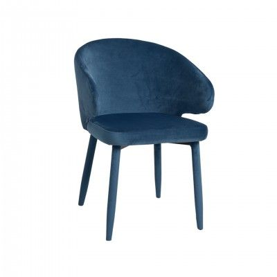 EMMY BLUE CHAIR
