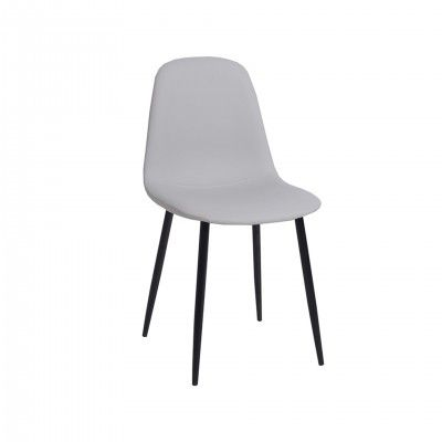ROUND GREY CHAIR I