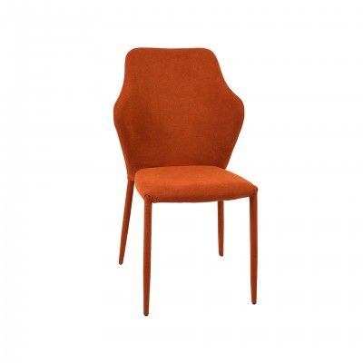TULIP ORANGE CHAIR