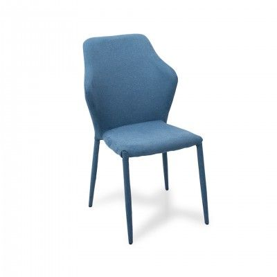 TULIP BLUE CHAIR