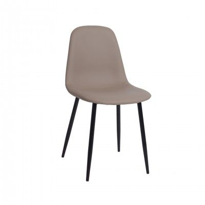 ROUND BEIGE CHAIR