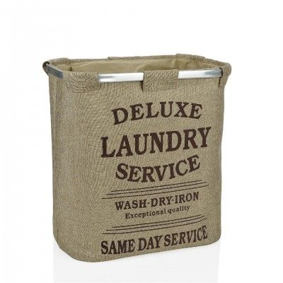 SERVICE LAUNDRY BASKET - ANDREA HOUSE