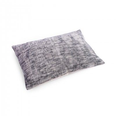 RECTANGULAR GREY PILLOW