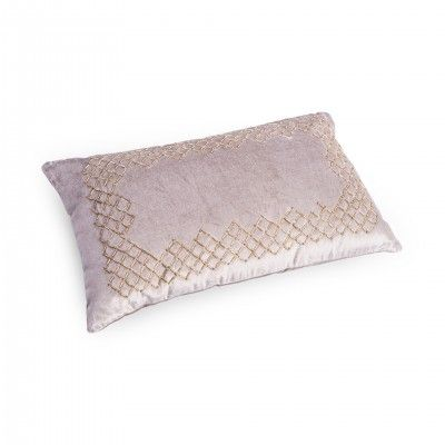 RECTANGULAR PINK PILLOW