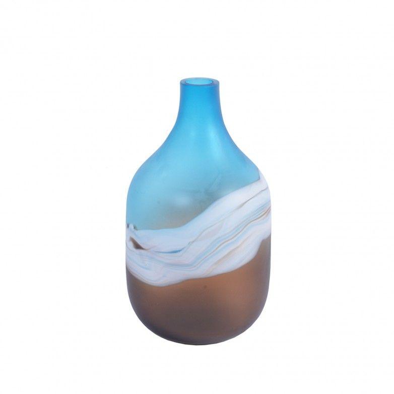GLASS OCEAN JAR I