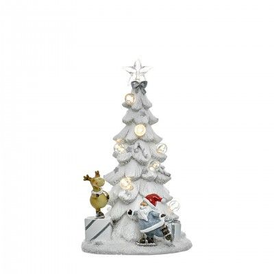 CHRISTMAS TREE PIECE DECORATIVE