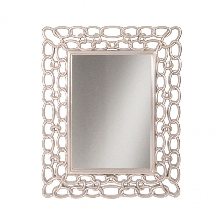 GOLDEN PADLOCK MIRROR M