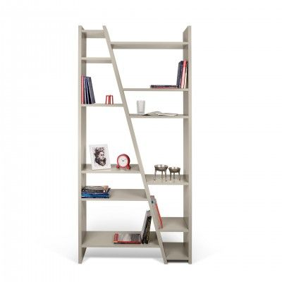 GREY DELTA BOOKCASE I