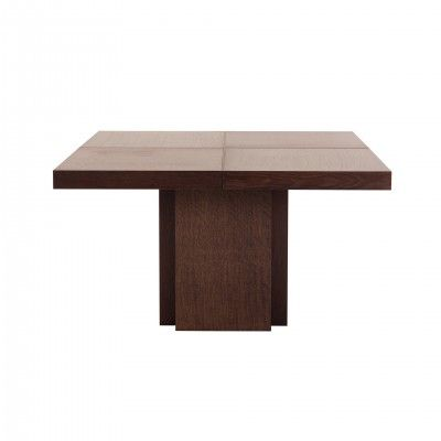 BROWN DUSK DINING TABLE