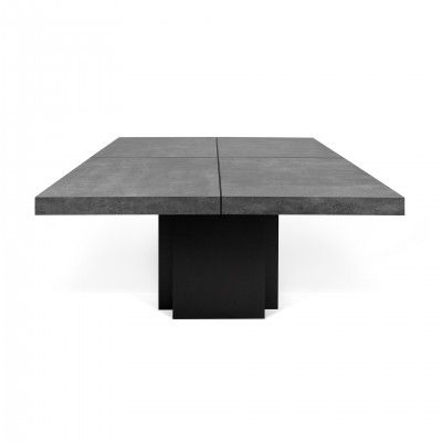 BLACK DUSK DINING TABLE I