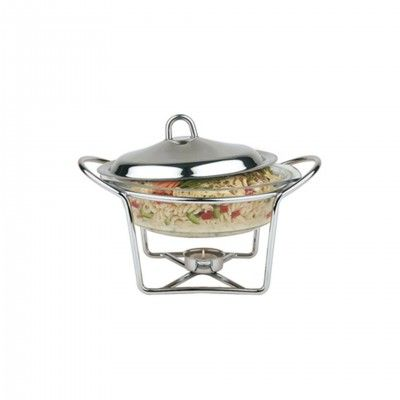 INOX FIRE CHAFING DISHES II