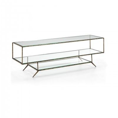 CRYSTAL TV STAND
