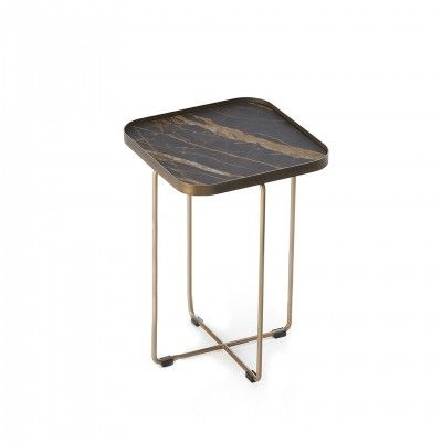 BENNY KERAMIK SIDE TABLE 53 - CATTELAN