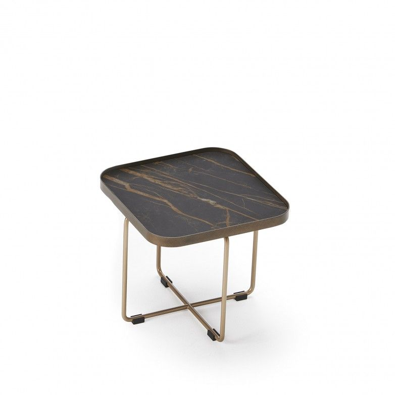 BENNY KERAMIK SIDE TABLE 33 - CATTELAN