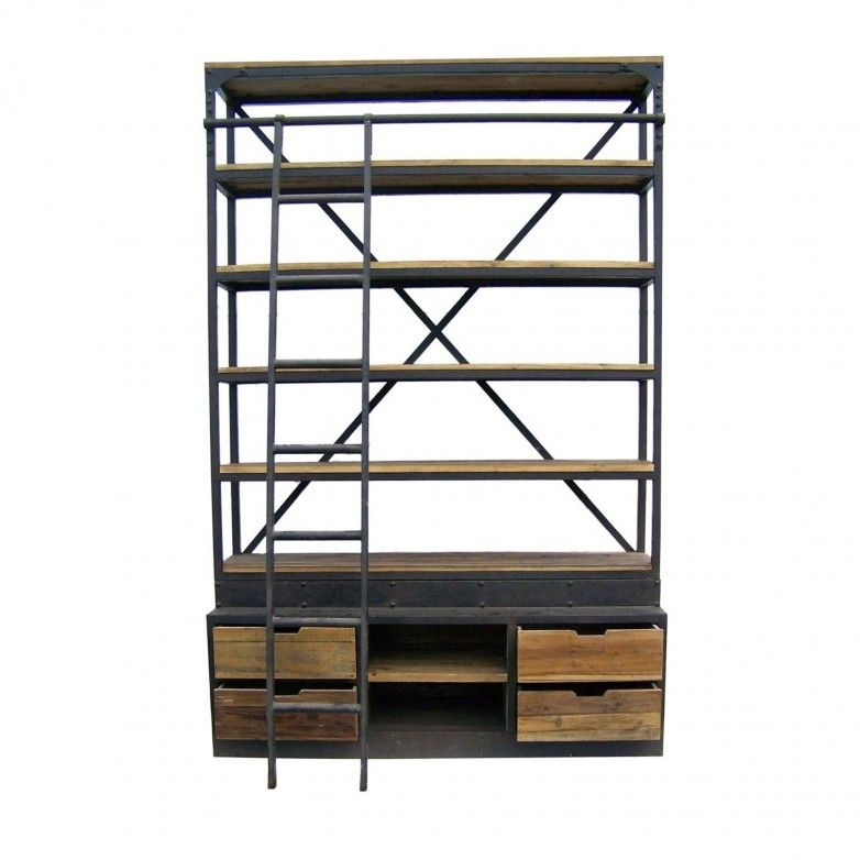 ETAGERE FURNITURE SUPPORT