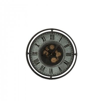 GREEK WALL CLOCK