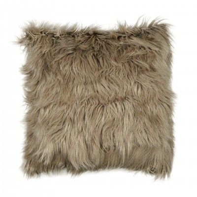 FURRY CUSHION - ANDREA HOUSE