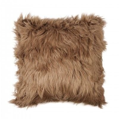 FURRY CUSHION  I