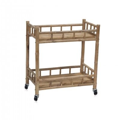 BAMBU BAR TROLLEY