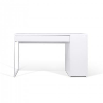 WHITE PRADO DESK