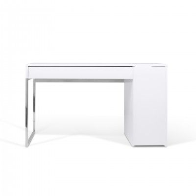 WHITE PRADO DESK I