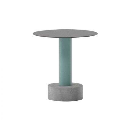 ROLL 48 OUTDOOR SIDE TABLE - KETTAL