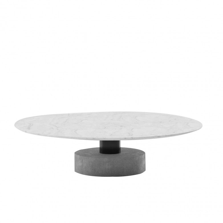 ROLL 135 OUTDOOR CENTER TABLE - KETTAL