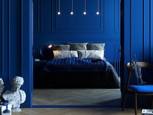 Classic Blue: how to use (and abuse) the color of 2020