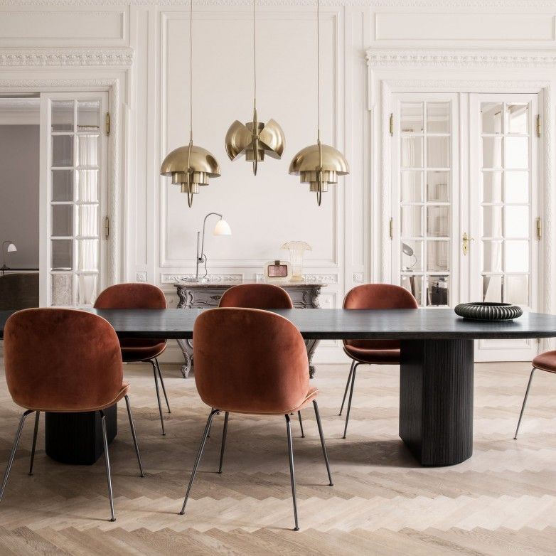 MOON DINING TABLE - GUBI