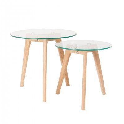 BROR SIDE TABLES