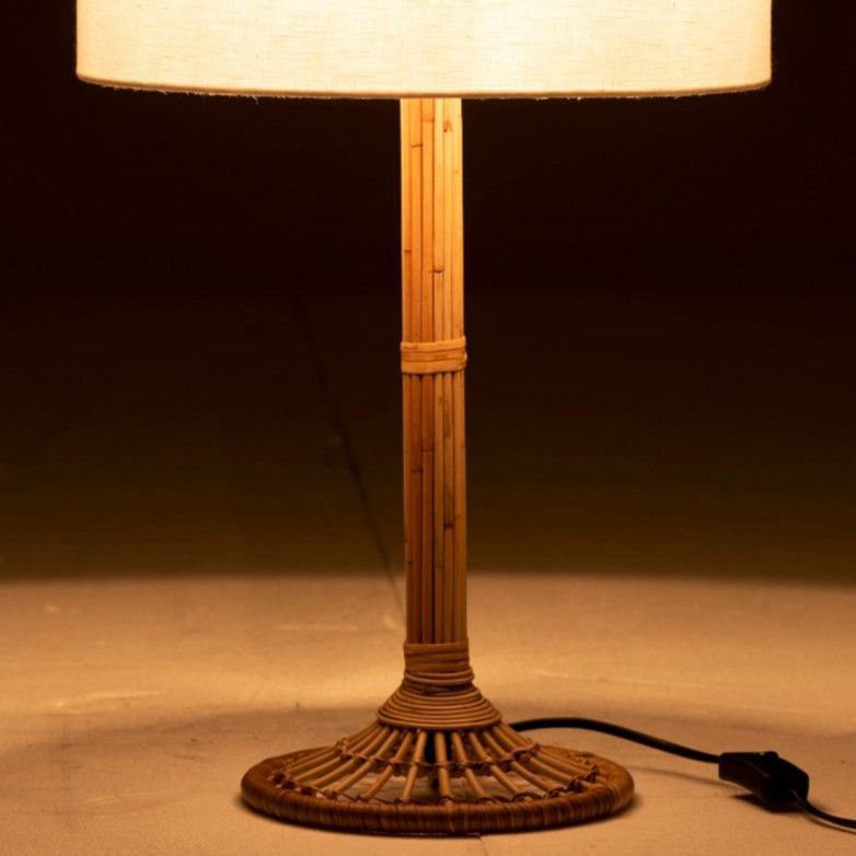 NAIA RATTAN TABLE LAMP