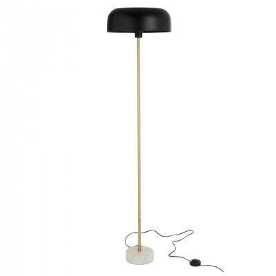 METAL MUSHROOM FLOOR LAMP