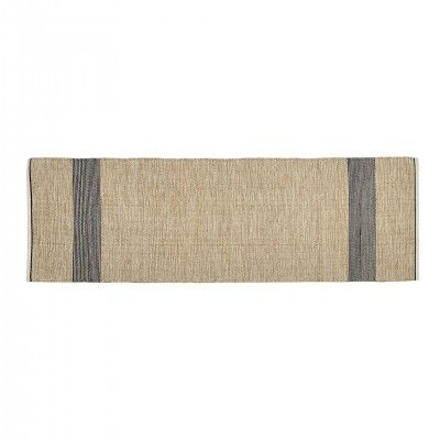 JUTE TABLE RUNNER - ANDREA HOUSE