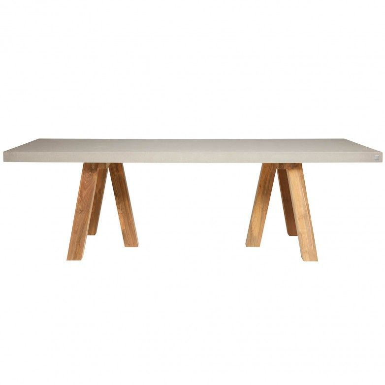 SOUTH OUTDOOR DINING TABLE - MUUBS