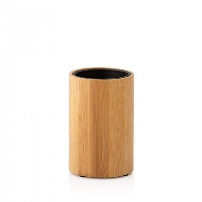 BAMBOO TOOTHBRUSH HOLDER - ANDREA HOUSE