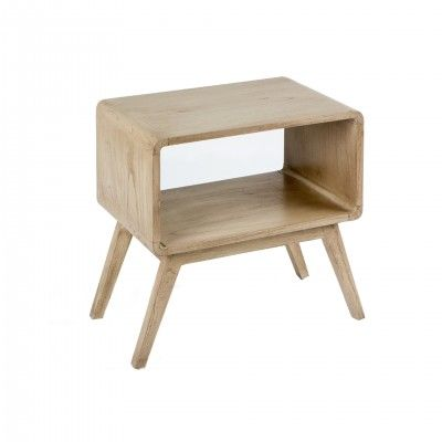 BOX BEDSIDE TABLE