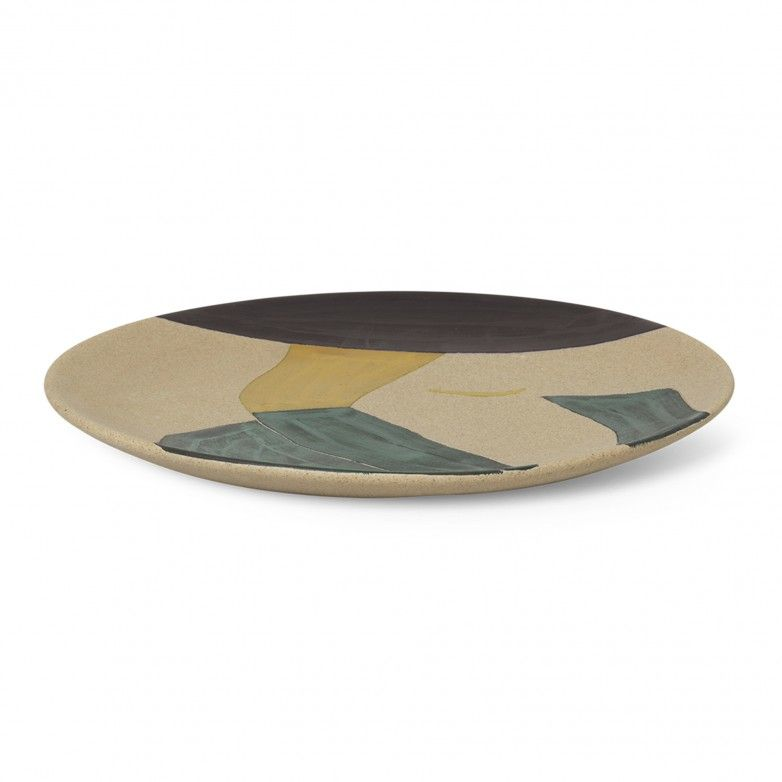 DAYO PLATE - FERM LIVING
