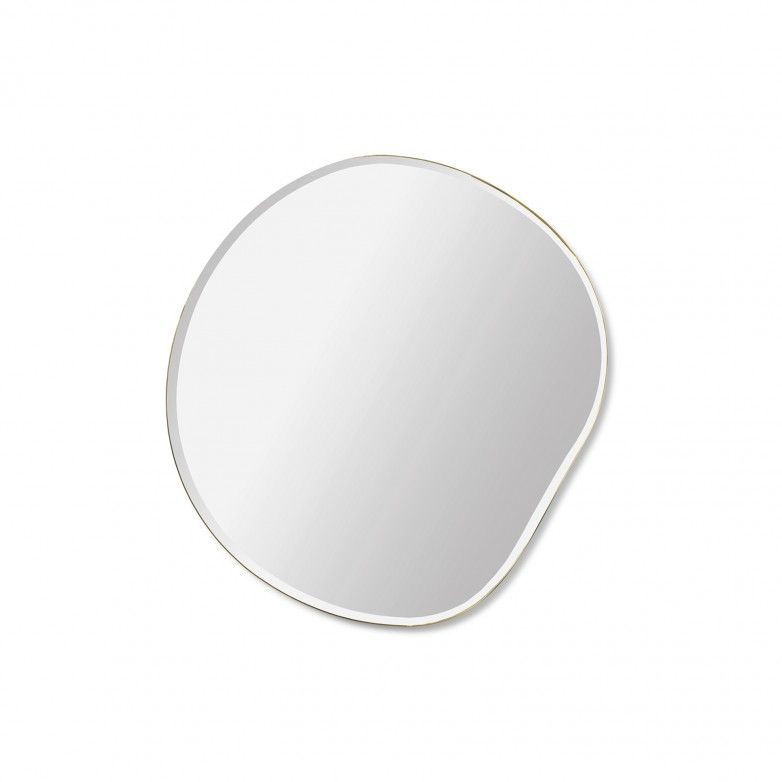 SMALL POND MIRROR - FERM LIVING