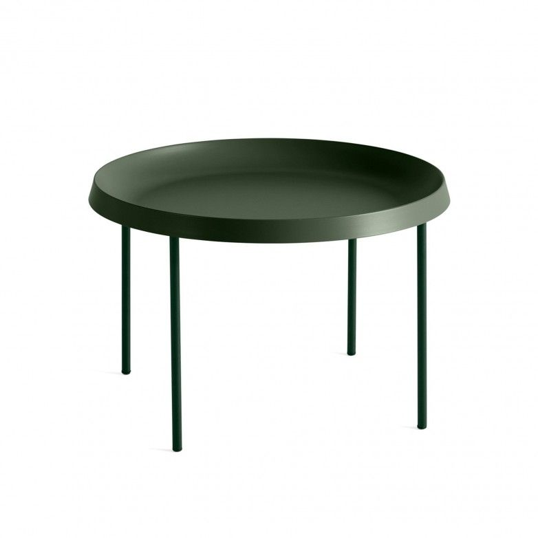 TULOU SIDE TABLE - HAY