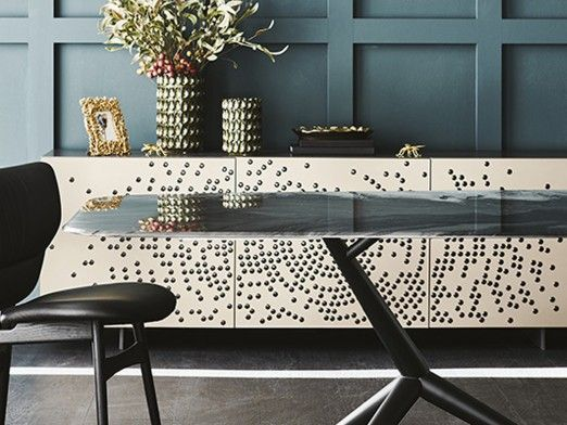 Glass, wood or marble table: how to choose the best one