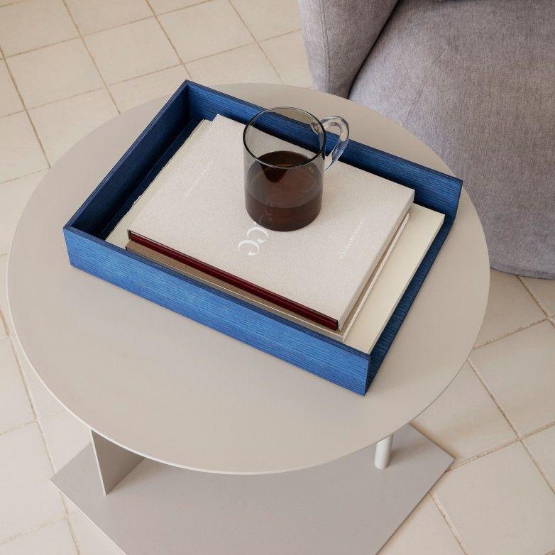 PLACE BEIGE SIDE TABLE - FERM LIVING