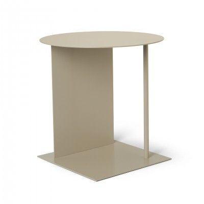 PLACE BEIGE SIDE TABLE - FERM LIVING