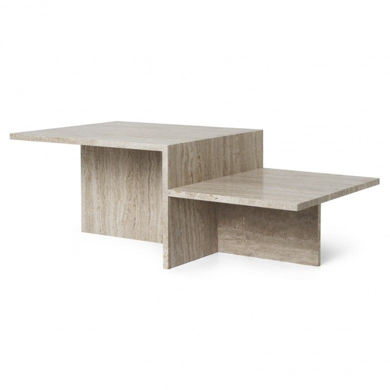 MESA DE CENTRO DISTINCT - FERM LIVING