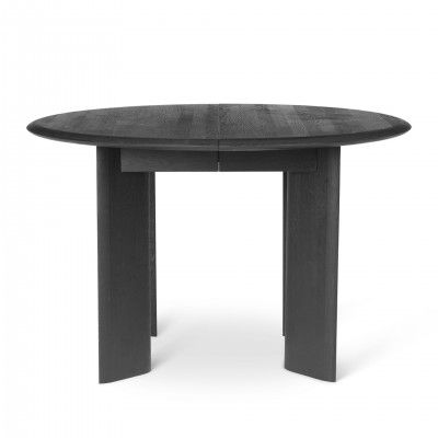 BEVEL ROUND DINING TABLE - FERM LIVING