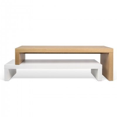 MUEBLE TV CLIFF WHITE OAK