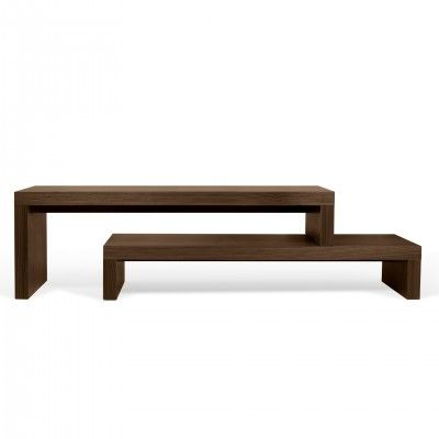 MUEBLE TV CLIFF WALNUT