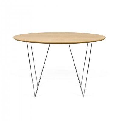 ROW OAK DINING TABLE