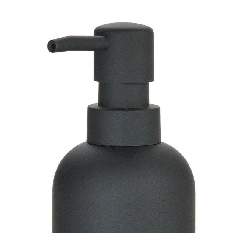 MATE BLACK SOAP DISPENSOR - ANDREA HOUSE