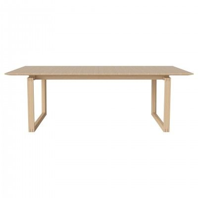 NORD DINING TABLE - BOLIA