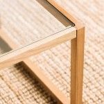 VARADERO SIDE TABLE - ANDREA HOUSE